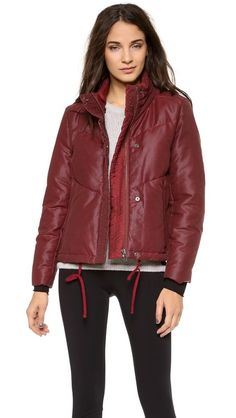 HELMUT Helmut Lang Boxy Puffer Jacket