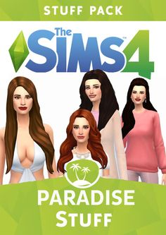 Ladysims and Gentlesims for the very first time… PARADISE STUFF Ive spent forever working on this and spent forever throwing teasers out about it so its about time to finally let my creations be put. Los Sims 4 Mods, Sims 4 Game Mods, Sims Free Play, Play Sims, Sims 3, Maxis, The Sims 4 Packs, Sims 4 Game Packs, Sims 4 Gameplay