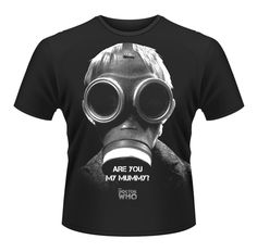 Camiseta Dr. Who. Are You My Mummy?