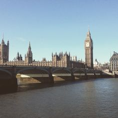Recent trip to London