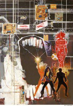 The New Mutants - Bill Sienkiewicz