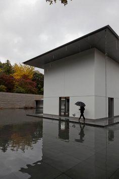 D.T. Suzuki Museum by   Yoshio Taniguchi in Kanazawa, Japan