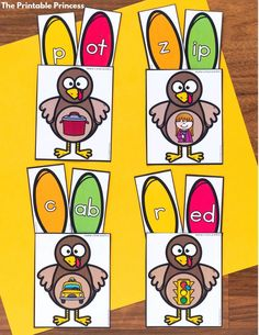 This morning tubs resource includes 25 turkey themed activities for Kindergarten - which means it is perfect for the month of November. Activities include letters, numbers, counting, ten frames, making 10, beginning sounds, ending sounds editable sight words fine motor, and more.