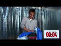 Kevin Quinn Wrap Battle – Radio Disney's Family Holiday