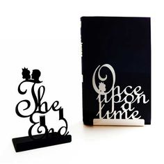 Once Upon a Time Fairytale Bookends £25.00