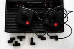 Vintage ATARI 2600 video game console Darth Vader by Brillantin, €42.00