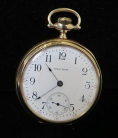 Watch By Waltham Antique Jewelry, Vintage Jewelry, Pendant Watch, Pocket Watch Antique, Engagement Rings, Watches, Antiques, Accessories, Old Jewelry