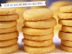 Shortbread Cookies | Recipe | Shortbread Cookies, Cookies and ...