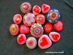 Virginia Costa: Steine- Stones -Pedras
