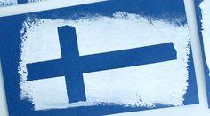 Askartelua itsenäisyyspäivään: Suomen lippu teipillä ja telalla Hobbies And Crafts, Diy And Crafts, Crafts For Kids, Arts And Crafts, Finnish Independence Day, 100 Years Celebration, Art Projects, Projects To Try, Craft Club