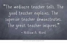 Teacher humor, my teacher, teacher gifts, teacher appreciation, teacher qou Wise Quotes, Great Quotes, Quotes To Live By, Inspirational Quotes, Genius Quotes, Motivational, Teaching Quotes, Education Quotes, Teaching Tools