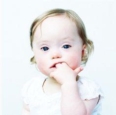 Geweldige foto's van Down-kindjes - Famme.nl