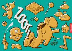 Zoot!   KICKSAUS