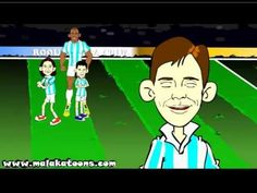 Malakatoons Chapter 2. The funny unofficial cartoons of Malaga CF, leader of Champions league group C
