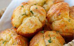 Cheddar Bay Pull Apart Muffins
