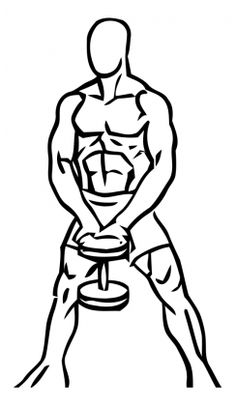 Pile Squat with Dumbbell 1