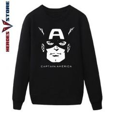 Sweat a capuche Captain America