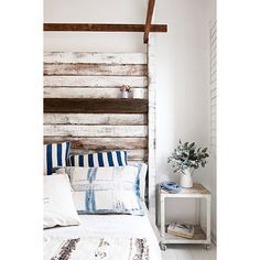 Interiors Industrial Cottage DustJacket Attic ❤ liked on Polyvore featuring home, furniture, storage & shelves, white furniture, white wood furniture, painted furniture, white painted furniture and painted wooden furniture