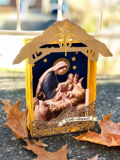 Help your family truly celebrate the coming of our Lord and Saviour with the time-honoured tradition of Nativity Scenes. Place a crèche in a prominent place in your home to give glory to God and to give a great witness of faith to your relatives and friends!