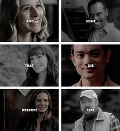 Many that live deserve death. And some that die deserve life. #spn