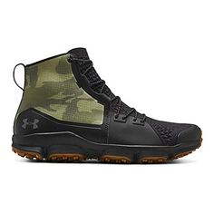 The Under Armour UA SpeedFit Mid Hiking Boots feature an athletic design similar to a running shoe making them extremely comfortable, even. Best Hiking Boots, Men Hiking, Hiking Shoes, Hiking Trails, Tactical Shoes, Tactical Gear, Hiking Boot Reviews, Winter Boots, Snow Boots