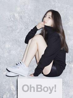 2014.08, OhBoy!, Ahn Sohee