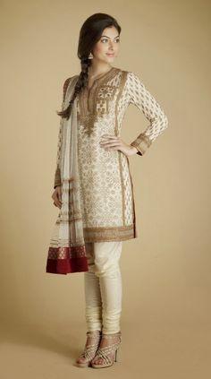 Punjabi suit Design Idea