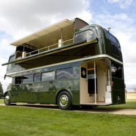 An interesting re-imagining of a camper trailer. George Clarke\'s ...