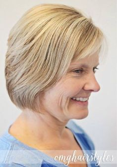 traditional style with short hair. -- HATE this haircut!