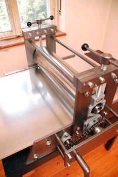 Build An Etching Press