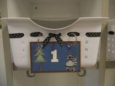 First Grade O.W.L.s: book boxes