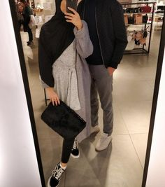 # You aşksen Couple Hijab, Couple Outfits, Cute Muslim Couples, Cute Couples Goals, Casual Hijab Outfit, Hijab Chic, Muslim Couple Photography, Cute White Boys, Hijab Fashion Inspiration