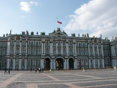 Carved in Russian History. The Romanov Winter Palace, St. Petersburg before i die i will visit the palace Imperial Palace, Imperial Russia, Royal Palace, Winter Palace St Petersburg, St Petersburg Russia, Places Around The World, Around The Worlds, Romanov Palace, Royal Residence