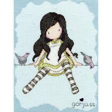 gorjuss cross stitch - Поиск в Google