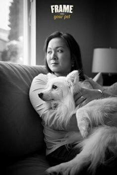 miniature american eskimo, white dog, pet photography, dog photography, dog photographer, resucued dog, photography, cute, dog, senior dog, pet and owner, frameyourpet, frame your pet, San Francisco dog photographer, LA dog photographer, www.frameyourpet.co