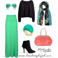 """""""Hashtag Hijab Outfit #3"""" by hashtaghijab on Polyvore"""