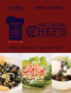 Domingo do Chef 23/09 mais do que especial juntamos os melhores de Ribeirão para comemorar o aniversário #2anosCasimiros