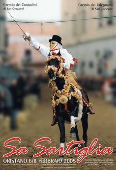#Oristano carnevale 2005 #Sartiglia 6/8 febbraio