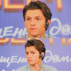 Tom Holland is adorable af ❤️