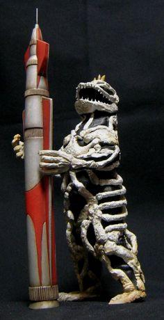 ■ 怪獣無法地帯MG シーボーズ&ウルトラマンロケット 完成品 ■
