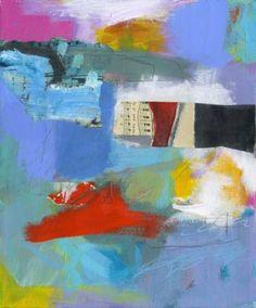 "Saatchi Art Artist Linda O'Neill; Painting, ""Dreaming Space"" #art"