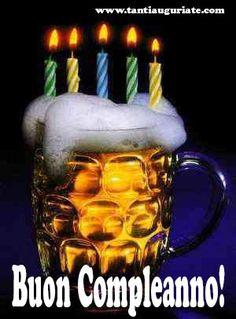 Auguri di Buon Compleanno Birra #compleanno #buon_compleanno #tanti_auguri
