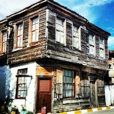 @Kıyıköy - Eski Rum Evleri