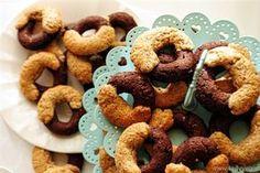 Biscotti cacao e vaniglia o abbracci integrali