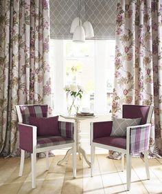 Fellcroft - Mulberry fabric, from the Belston collection by Ashley Wilde Furniture Showroom, Furniture Logo, Kids Furniture, Mulberry Fabric, Ashley Home, Made To Measure Curtains, Pencil Pleat, Fabric Suppliers, Interior Design Services