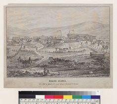 Mission Lands in 1850s Dolores Park, Vintage World Maps