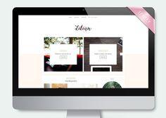 Sexy Wordpress Theme - Lilian by LucaLogos on Creative Market