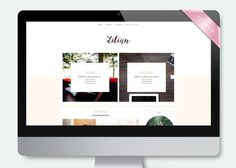 Sexy Wordpress Theme - Lilian by LucaLogos on Creative Market