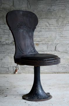 Antique chair from Douguya