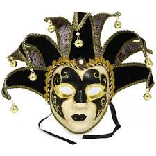 Image result for jester mask